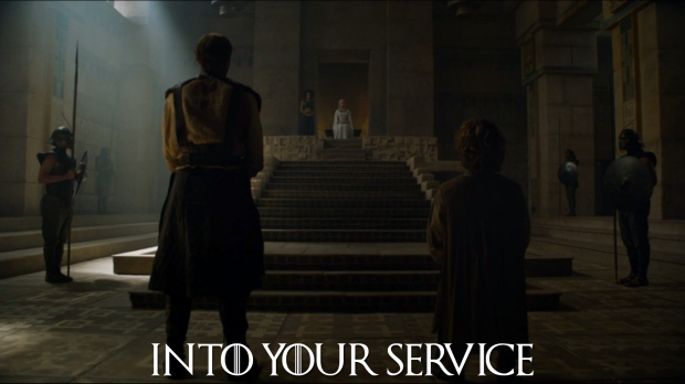 Into Your Service