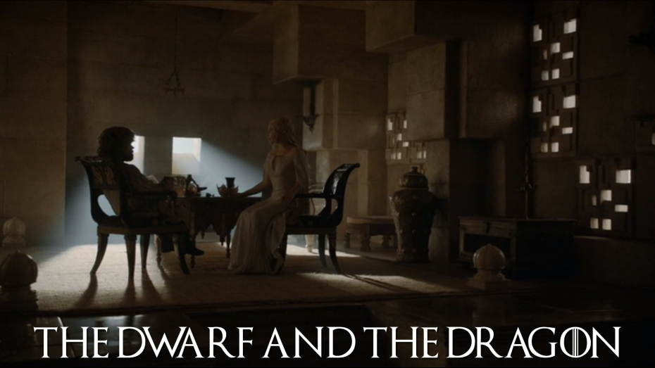 The Dwarf and the Dragon