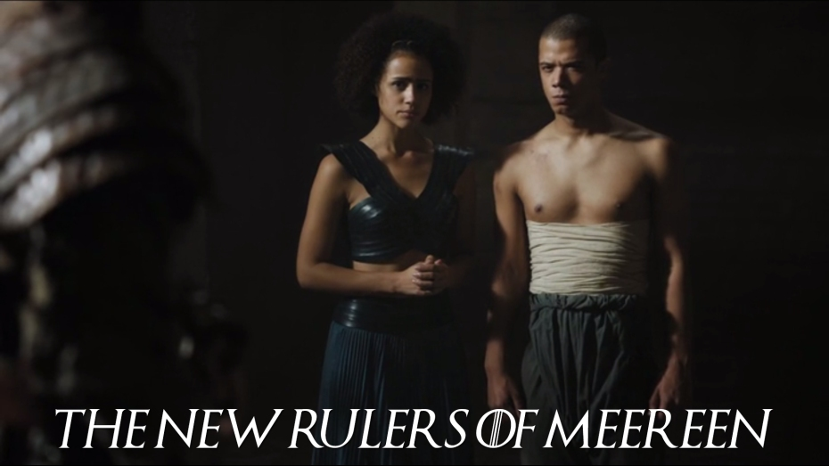 The New Rulers of Meereen