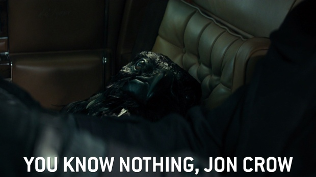 You Know Nothing, Jon Crow