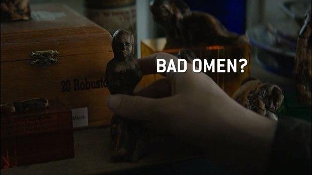 Bad Omen?