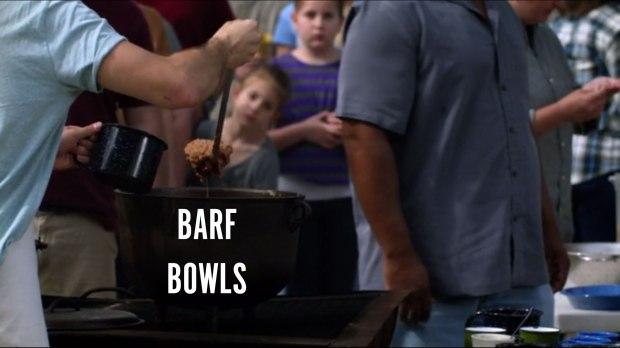 Barf Bowls