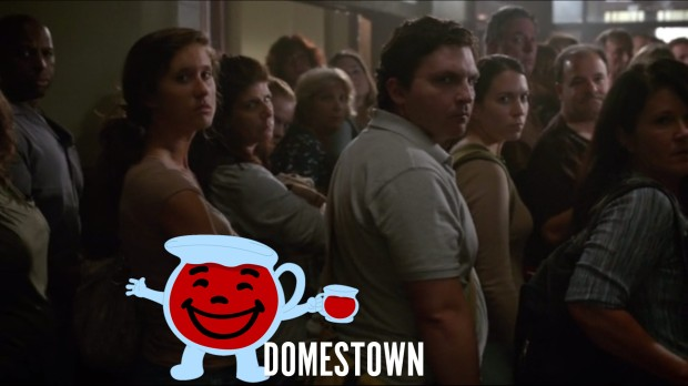Domestown and Koolaid Guy