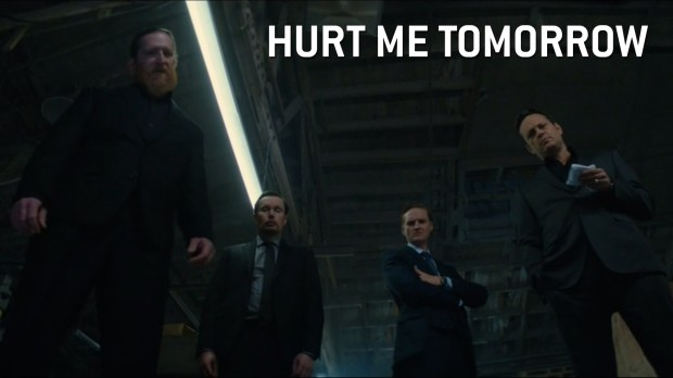Hurt Me Tomorrow