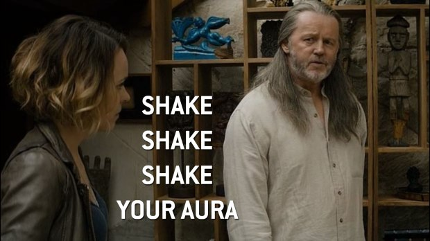 Shake Shake Shake Your Aura