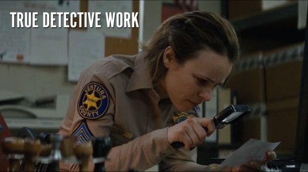 True Detective Work