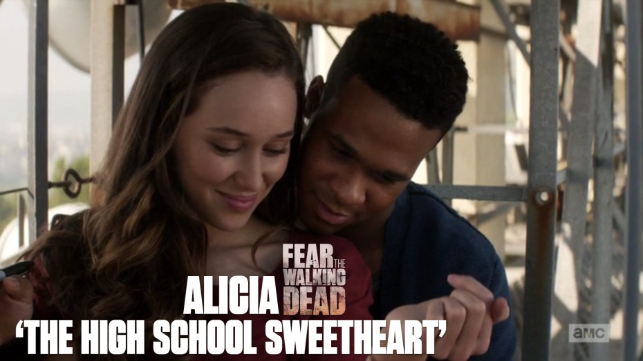 Alicia 'The High School Sweetheart'