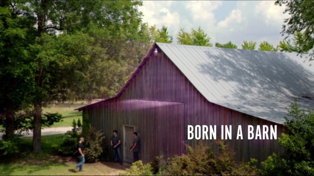 Born in a Barn