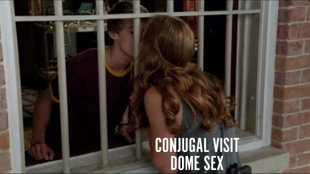 Conjugal Visit Dome Sex