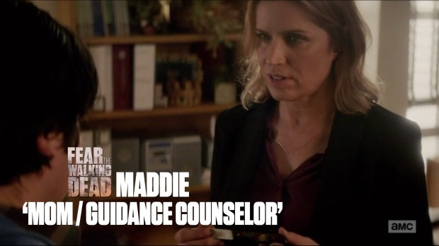 Maddie 'Mom / Guidance Counselor'