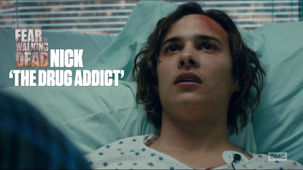 Nick 'The Drug Addict'