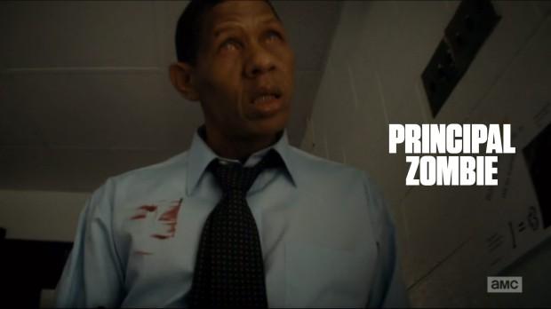 Principal Zombie