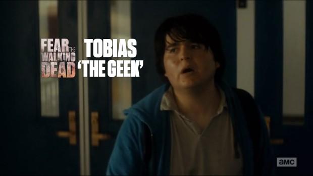 Tobias 'The Geek'