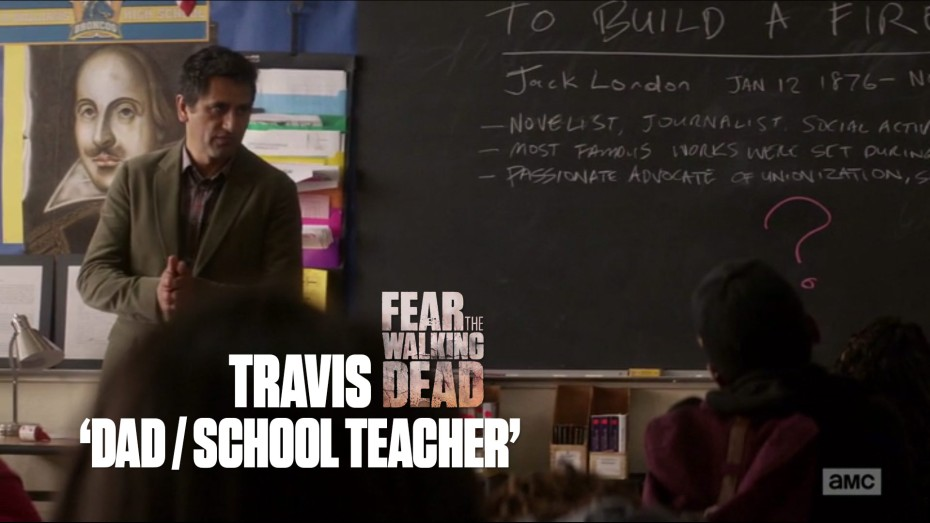 Travis 'Dad / School Teacher'