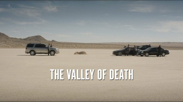 The Valley of Death