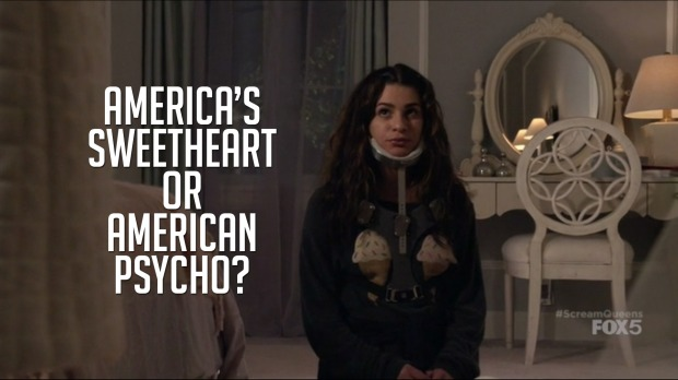 America's Sweetheart or American Psycho?
