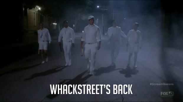 Whackstreet's Back