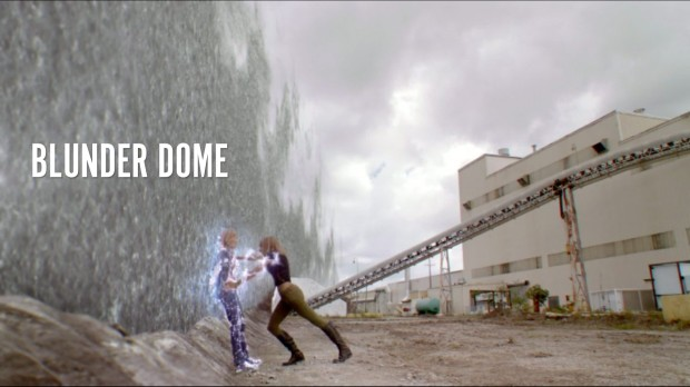 Blunder Dome