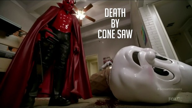 Death By Cone Saw