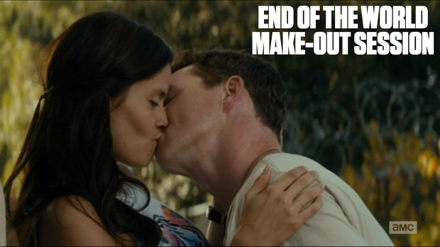 End of the World Make-Out Session