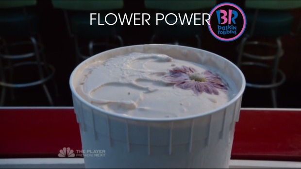 Baskin Robbins: Flower Power