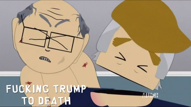 Fucking Trump To Death