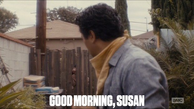 Good Morning, Susan