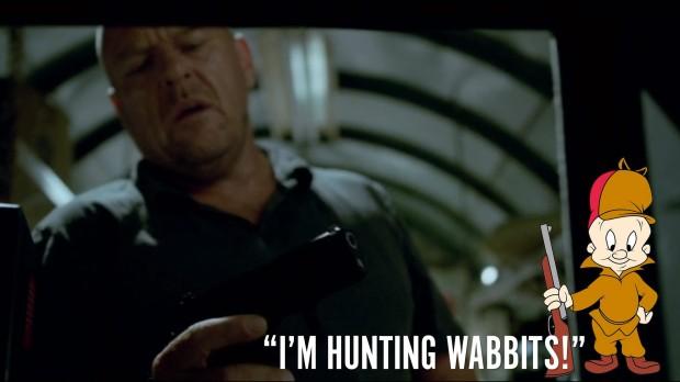 """I'm hunting wabbits!"""