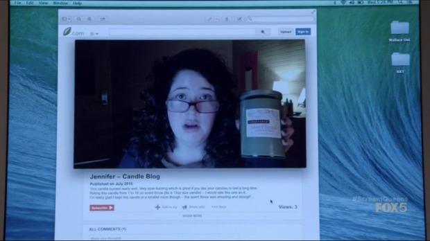 Jennifer the Candle Vlogger