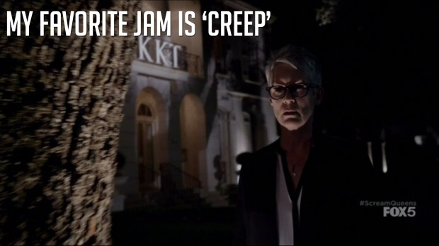 My favorite jam is 'Creep'