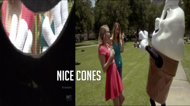 Nice Cones