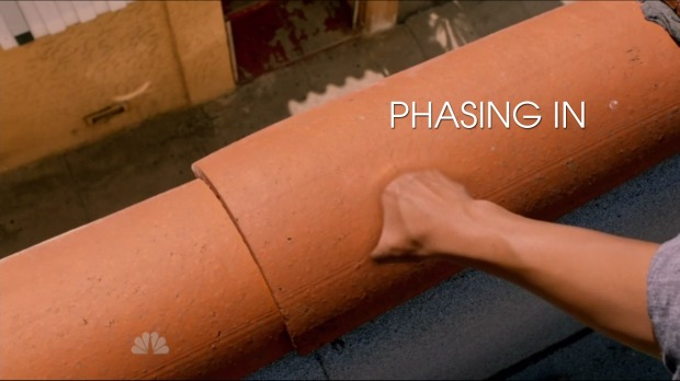 Phasing In