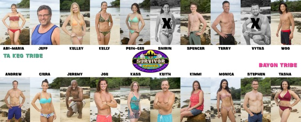 Survivor: Second Chance Castaways