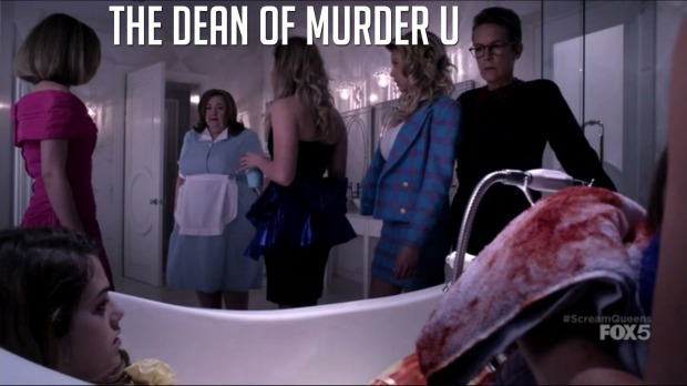 The Dean of Murder U
