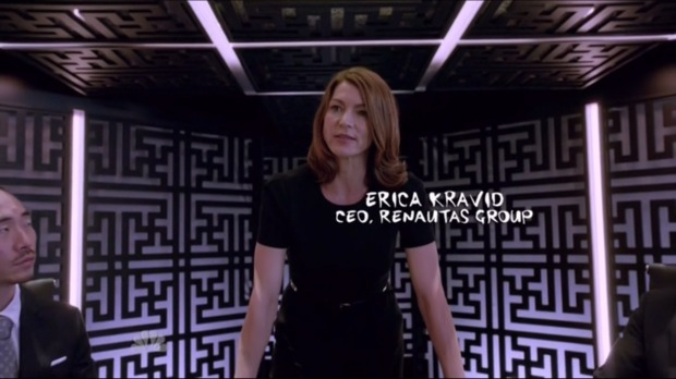 Erica Kravid CEO of Renautus