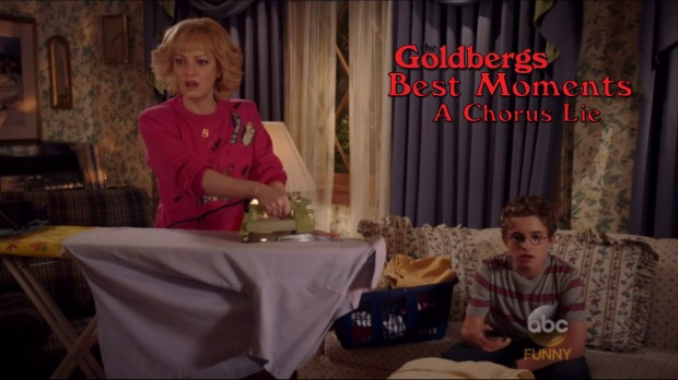 The Goldbergs Best Moments: A Chorus Lie