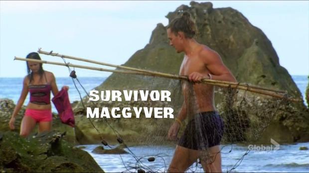 Survivor MacGyver