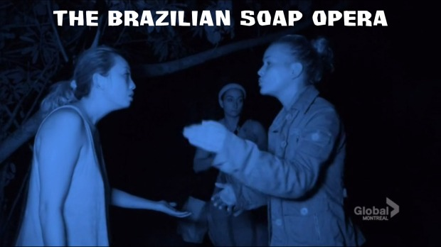 The Brazilian Soap Opera